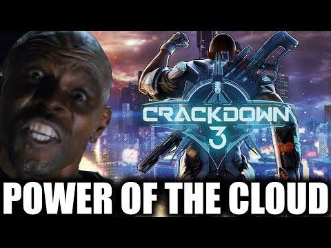 Crackdown 3 Looks Like Unfinished Garbage. And It Comes Out In Less Than 2 Weeks