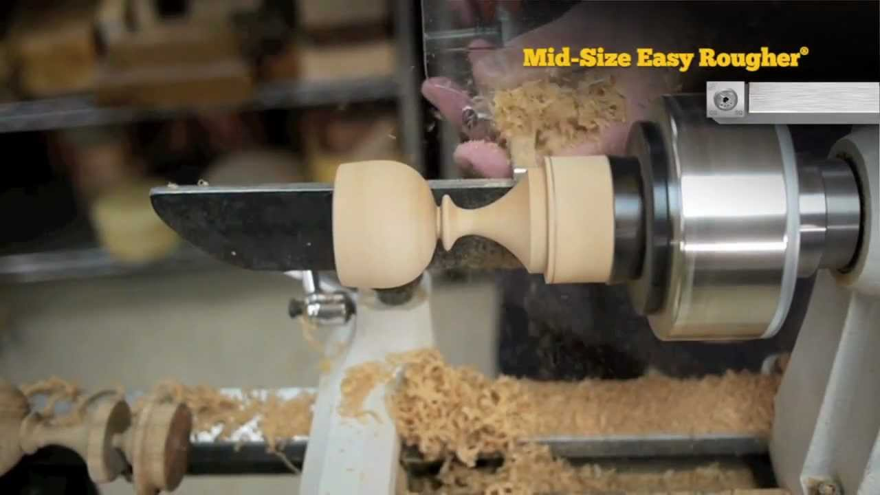 Easy Woodturning Projects 1: The Basic Goblet - YouTube