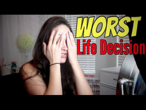 VLOGtober: Worst Life Decision...