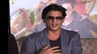 Shahrukh Khan: Yash Chopra, Kajol & I wanted to watch DDLJ @ Maratha Mandir. Chennai Express