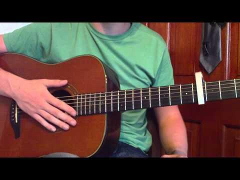 Queen of California - John Mayer Guitar Lesson (w/ TABS)