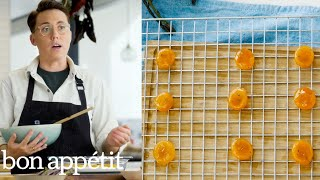 How to Cure Egg Yolks