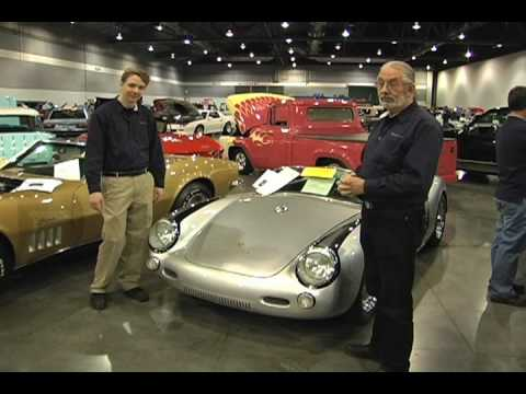 Sports Car Market Review: 1955 Porsche 550 Spyder Replica
