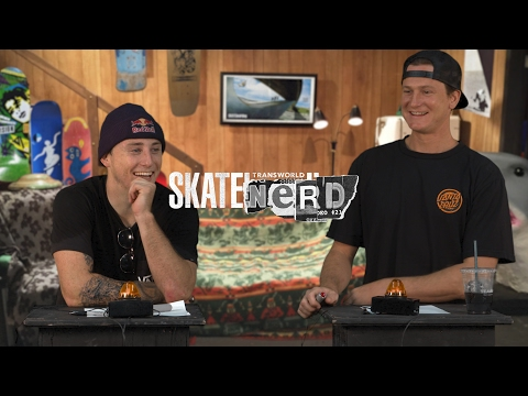 Skate Nerd: Chris Russell Vs. Josh Borden