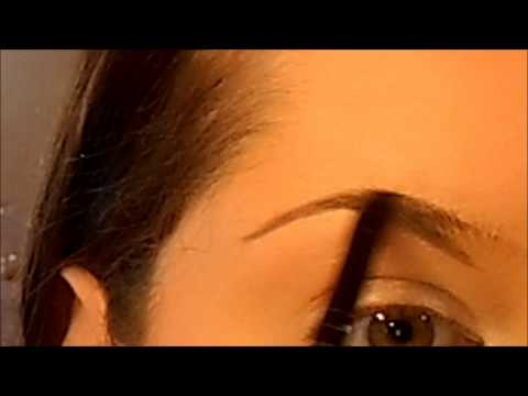 Gradient Eye Brows! How To Achieve Perfect Gradient Eye Brows!