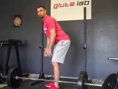 Romanian Deadlifts, American Deadlifts, Stiff Legged Deadlifts, and Straight Leg Deadlifts Image 1