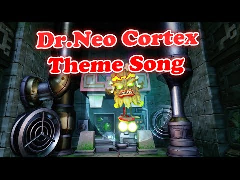 Dr.Neo Cortex Theme Song (Warped) | Crash Bandicoot N.Sane Trilogy