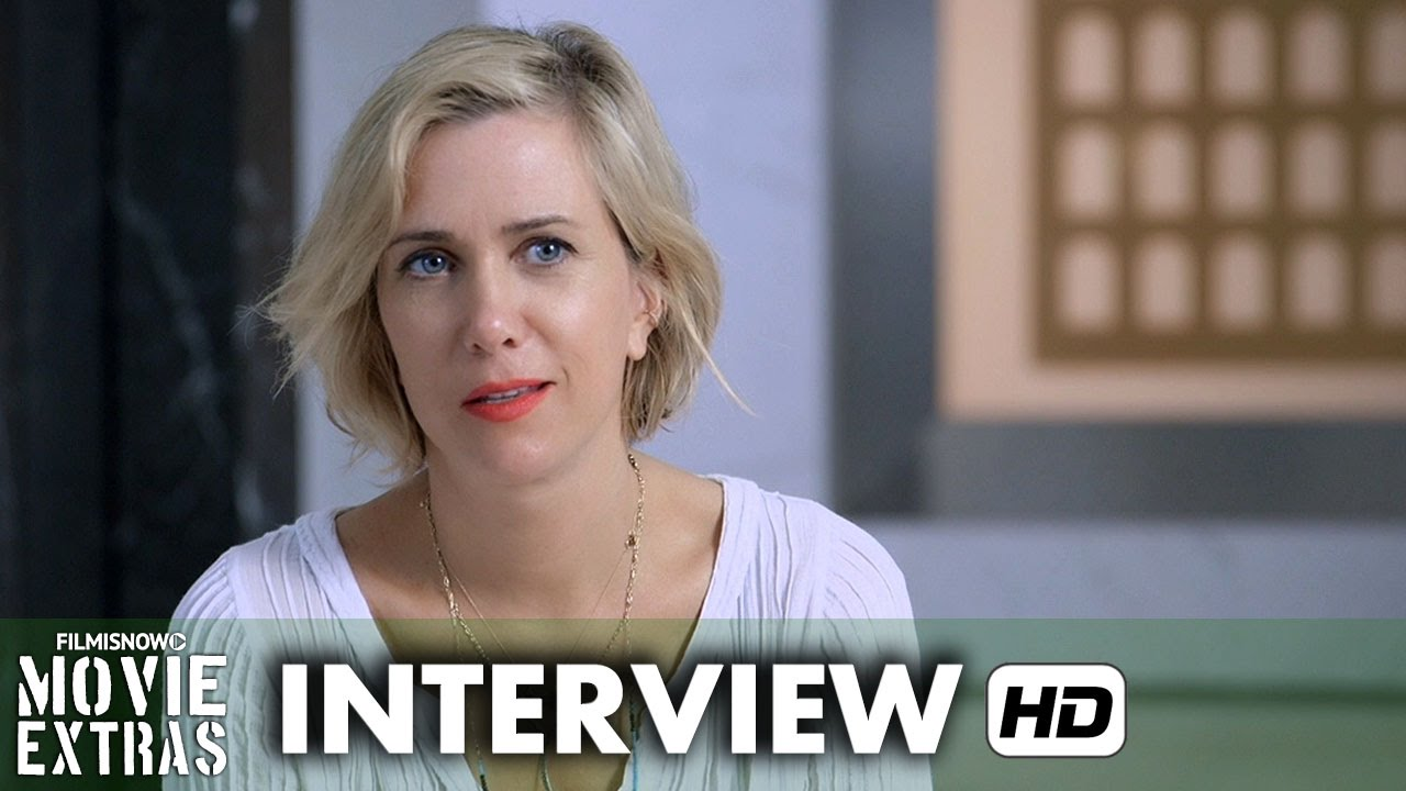Zoolander 2 (2016) Behind the Scenes Movie Interview - Kristen Wiig is 'Alexanya Atoz'