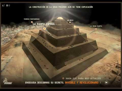 Secreto osiris/Antiguo egipto/piramides/faraones