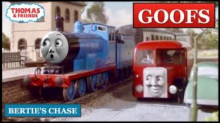Goofs Found In Bertie's Chase (All Of The Mistakes)