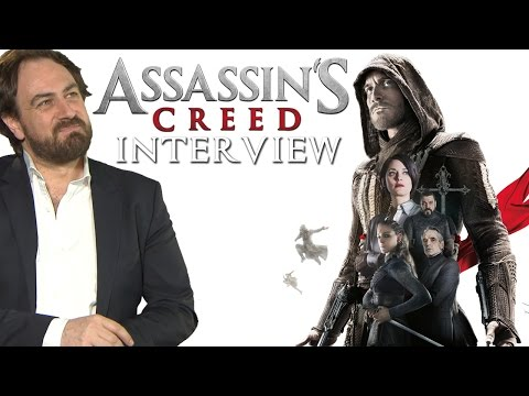 ASSASSIN'S CREED Movie - Interview With Director Justin Kurzel