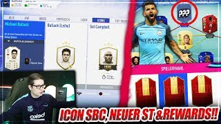FIFA 19: WELCHER STÜRMER + PRIME ICON SBC MACHEN? ROAD TO GLORY 🔥🔥 FIFA 19 Fut Champions Rewards