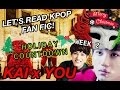 "LET'S READ KPOP FAN FIC! | (EXO) KAI x YOU | ""12 Days of Miracles"" 