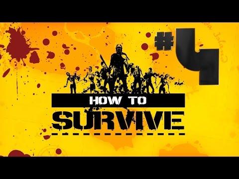 Выживание в How to Survive #4 [В поисках фруктов]
