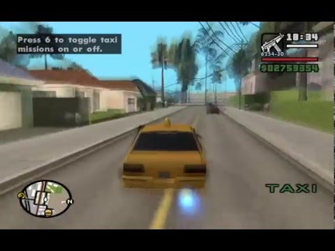 Key to Her Heart (Heist Mission #2) - GTA San Andreas - Mission Help Walkthrough