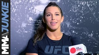 UFC on ESPN+ 10: Felicia Spencer full pre-fight interview