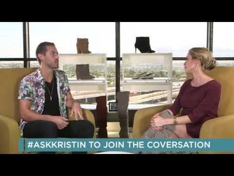 Kristin Cavallari - Livestream at Zappos.com (REBROADCAST)