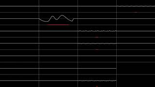 [Wii] Wii Shop Channel Theme (Oscilloscope View)