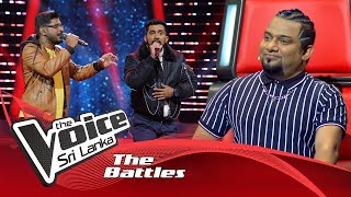 The Battles : Arun Jeromy V Mayantha Kavinda | Gigiri Geetha Rawe | The Voice Sri Lanka