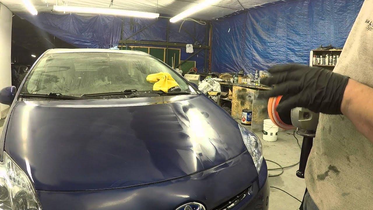 3м полировка автомобиля своими руками