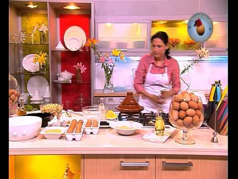 Choumicha & L'OEUF MAROCAIN : Cake de pâtes aux œufs
