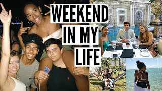 WEEKEND IN MIAMI: Rolling Loud, Versace Mansion, Xo Pop-Up, & MORE