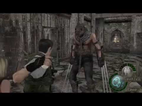 Resident Evil 4 PC TRUCOS