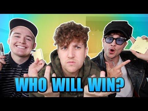 Best Friend Vs Best Friend Challenge W/ Kian Lawley & Timothy Parten