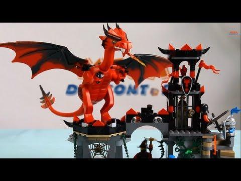 Mountain Dragon / Smocza Góra 70403 - Lego Castle - www.MegaDyskont.pl - sklep z zabawkami