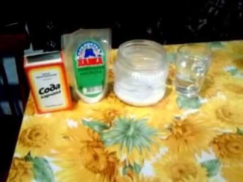 Как сделать шипучку в домашних условиях