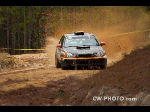 Sandblast Rally 2013 Highlights-South Carolina-NASA Rally Sport