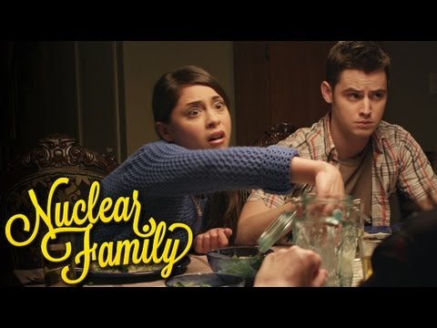 Nuclear Family Ep. 1: Conversation Jar -- YouTube Comedy Week