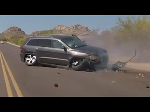 INSTANT KARMA, Drivers Busted by Police, Brake Check & Road Rage in 2020 #1