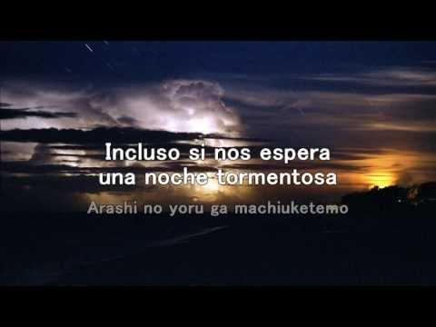 L'Arc~en~Ciel   Anata あなた   (Sub  Español)