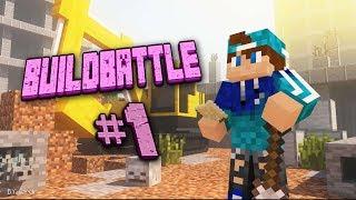 BuildBattle -- Hot Air Balloon // Legendary!!?!