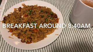 What I Eat In A Day (Healthy) To Loose Weight while Breastfeeding~Indian Mom Breakfast To Dinner