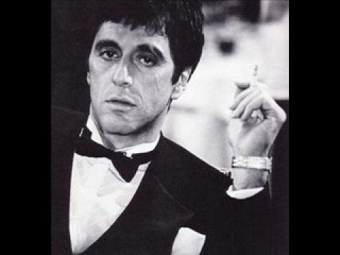 Push It To The Limit (scarface) video