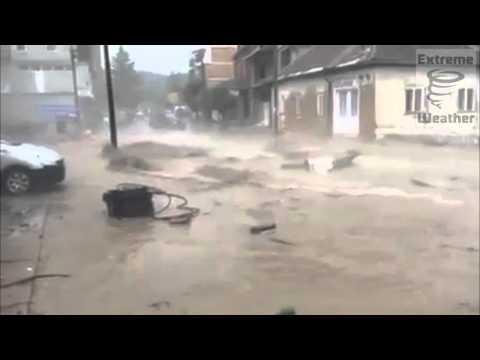 Flood Serbia 24 05 2015