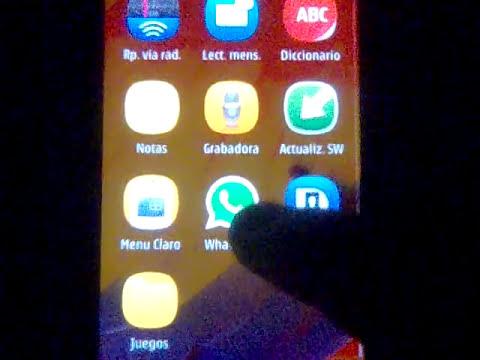 Symbian Belle Español Nokia N8
