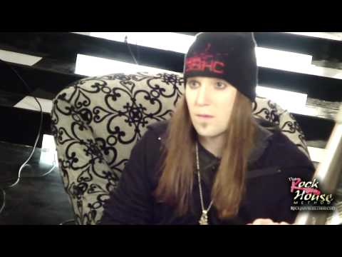 Alexi Laiho, Behnind The Scenes of his New Rock House Instructional DVD