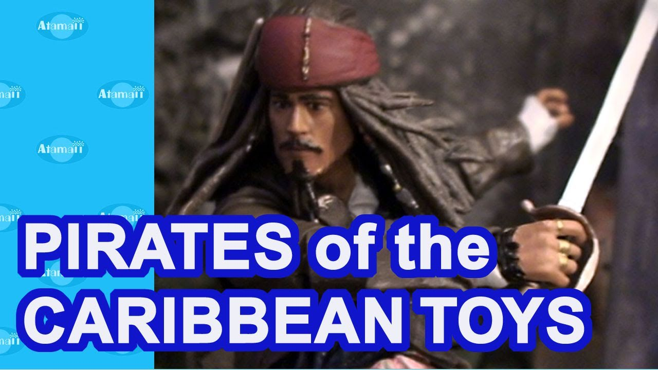Pirates Of The Caribbean Toys : Pirates of the caribbean toys on stranger tides toy fair