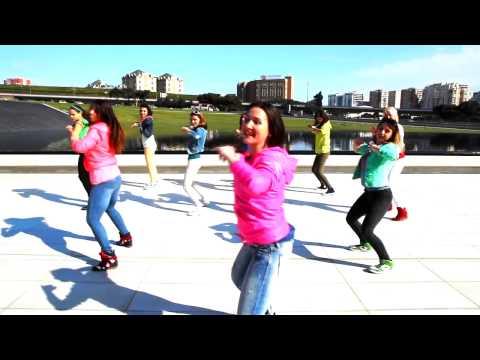 Jennifer Lopez - I Luh Ya Papi ft.French Montana Zumba Fitness by Narciss