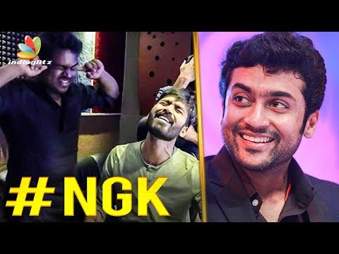 BREAKING : Dhanush & Suriya Join Hands For the First Time | NGK, Yuvan Shankar Raja | Hot News