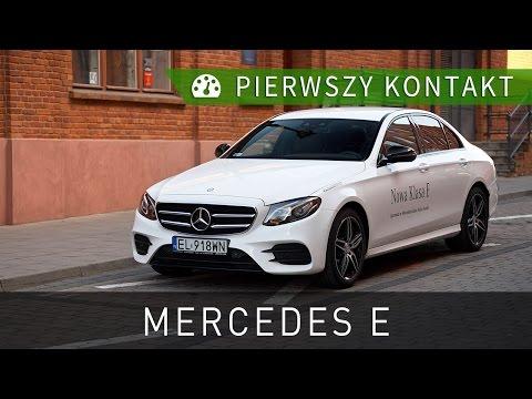2016 Mercedes-Benz E 220d (W213) - test [PL] [review ENG SUB]   Project Automotive