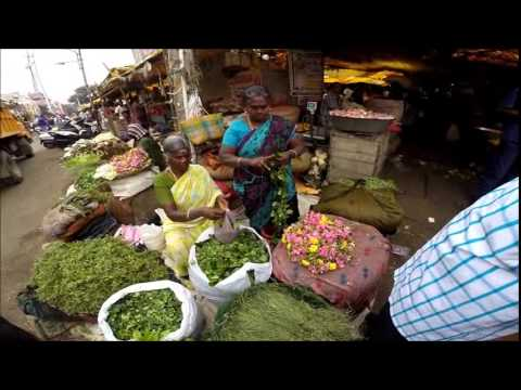 Coimbatore Flower, Fruits and Vegetable market