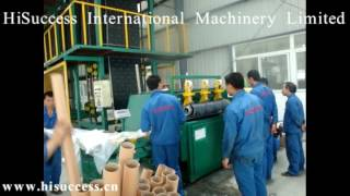 Bitumen Membrane Winding Machine