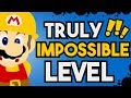 Is it Possible to Upload an Impossible Level in Super Mario Maker?