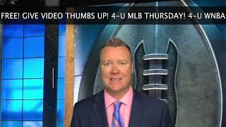 MLB Picks (7-18-19) Expert Baseball Pick, Free Predictions, Vegas Odds, Lines and Betting Tips
