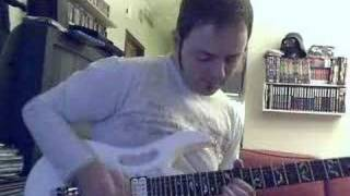 Town Without Pity (by Gene Pitney) - Guitar interpretation