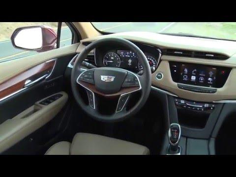 2017 Cadillac XT5 Interior Design Trailer | AutoMotoTV